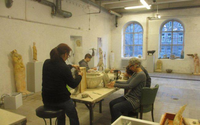 Workshop Elke Geide