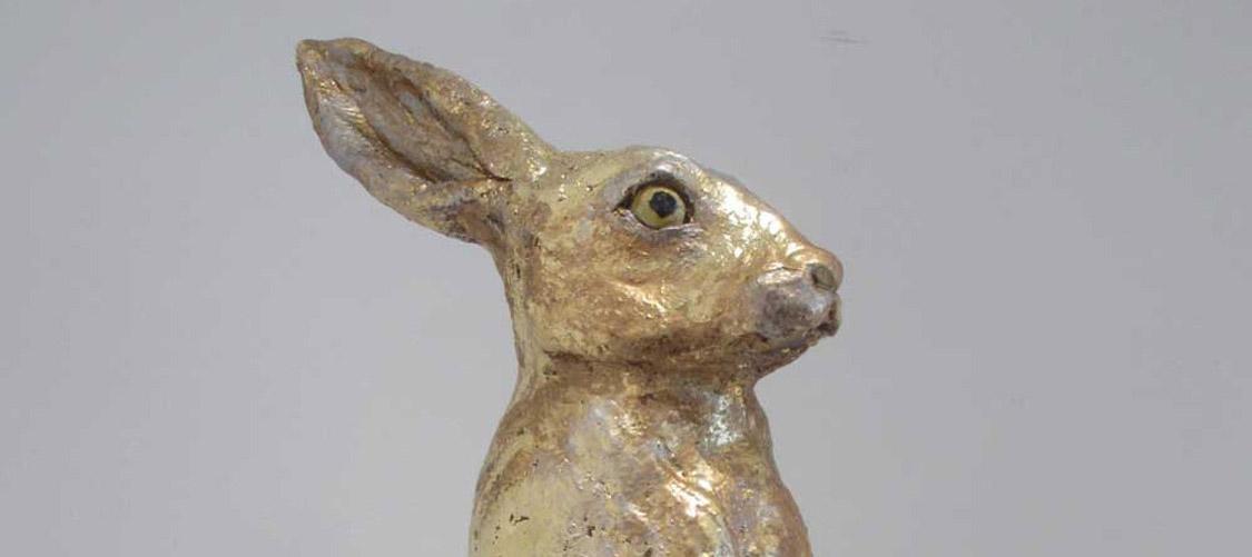Tierplastik von Elke Geide